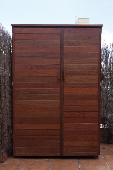 Exterior for Terraza madera exterior