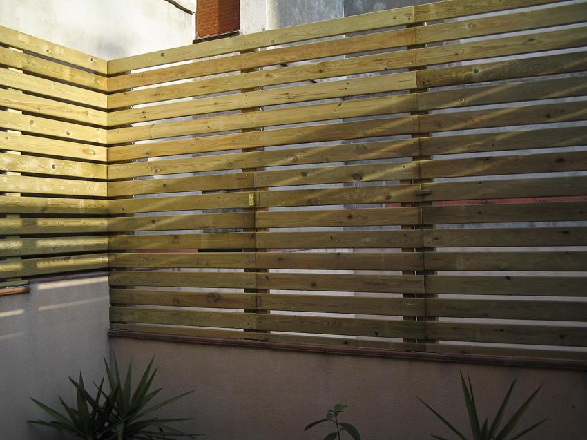 Exterior for Autoclave tratado jardin cobertizo