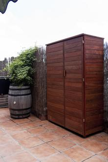 Exterior - Armario lavadora exterior ...